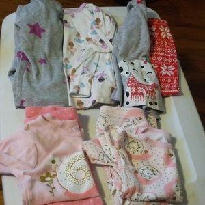 2 piece pajama sets